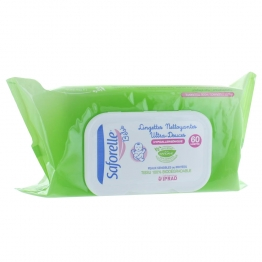 Saforelle Cleansing Wipes-60 Wipes