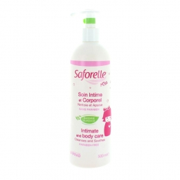 Saforelle Miss Personal and Body Hygiene-500ml