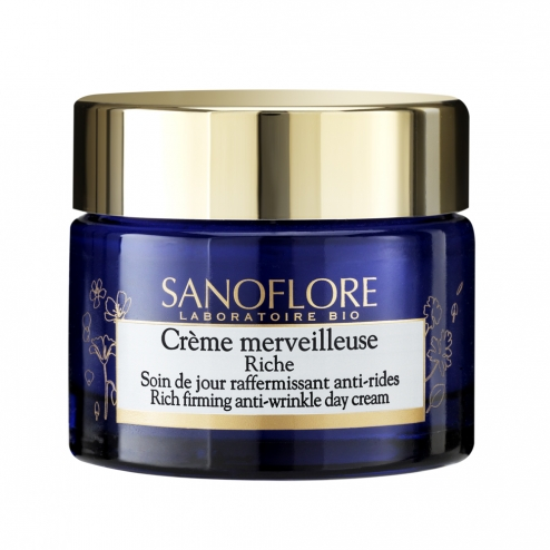 Sanoflore Rich Merveilleuse Cream-50ml