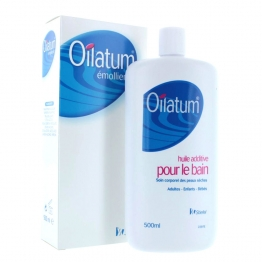 Stiefel Oilatum Emollient Dermatoligical Bath Oil-500ml