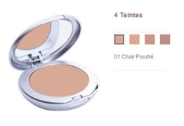 T Le Clerc Powdery Compact Foundation Chair Poudre