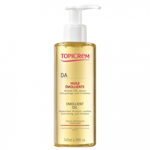 Topicrem DA Emollient Oil -145ml