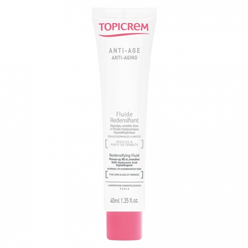 Topicrem Anti Age Redensifying Fluid-Normal to Combination Skins -40ml
