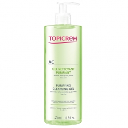 Topicrem AC Purifying Cleansing Gel-500ml