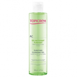 Topicrem AC Purifying Cleansing Gel-200ml