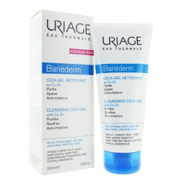 Uriage Bariederm Cica Cleansing Gel-200ml