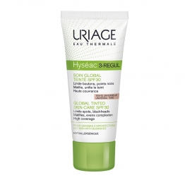 Uriage Hyseac 3-Regul Tinted Global Care SPF50-40ml