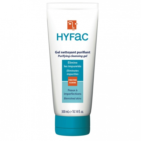 Hyfac Dermatological Cleaning Gel-300ml
