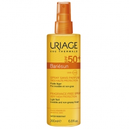 Uriage Bariesun SPF50 Spray-Fragrance Free 200ml