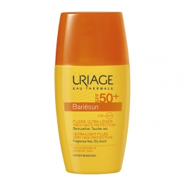 Uriage Bariesun SPF50 Ultra Light Fluid- 30ml