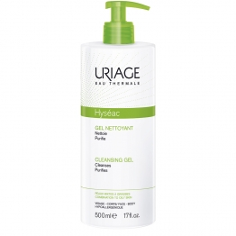 Uriage Hyseac Cleansing Gel-500ml