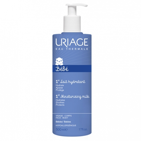 Uriage Babies 1st Moisturizing Lotion - 500ml