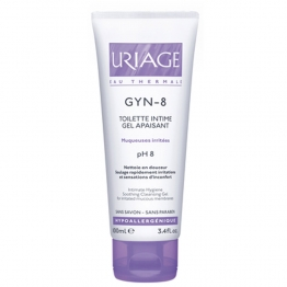 Uriage Gyn-8 Soothing Intimate Hygiene Cleansing Gel-100ml