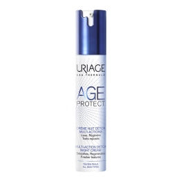 Uriage Age Protect Multi-Action-Night Detox Cream-40ml