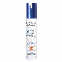 Uriage Age Protect Multi-Action Cream SPF30 -Normal to Dry Skins-40ml
