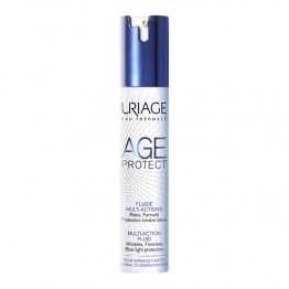 Uriage Age Protect Multi-Action Fluid-Normal to Combination Skins-40ml
