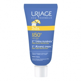 Uriage Babies 1st Mineral Sunscreen SPF50-50ml