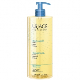 Uriage Cleansing Oil-Sensitive Skins-1 Litre