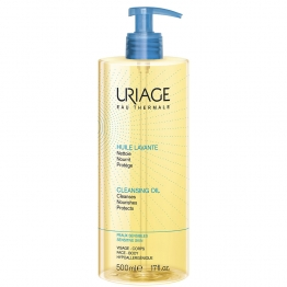 Uriage Cleansing Oil-Sensitive Skins-500ml