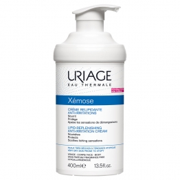 Uriage Xemose Lipid Replenishing Anti Irritation Cream-400ml