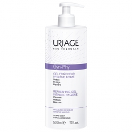 Uriage Gyn-Phy Intimate Hygiene Protective Cleansing Gel-500ml