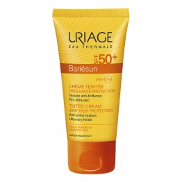 Uriage Bariesun SPF50 Tinted Sunscreen-Gold -50ml