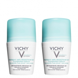 Vichy Deodorant Anti-Perspiration -2 x 50ml