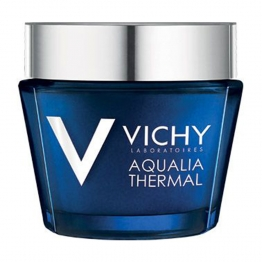 Vichy Aqualia Thermal Night Gel Cream -75ml