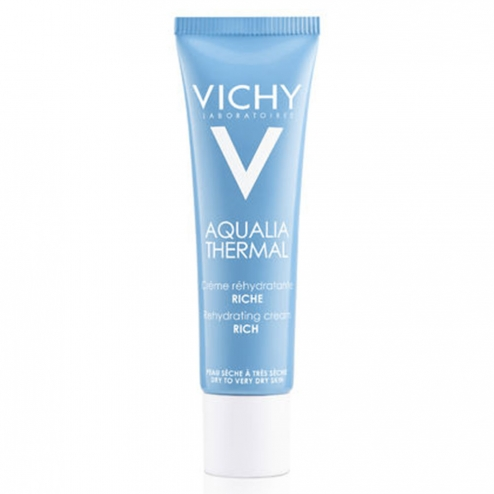 Vichy Aqualia Thermal Rehydrating Cream  Rich -30ml