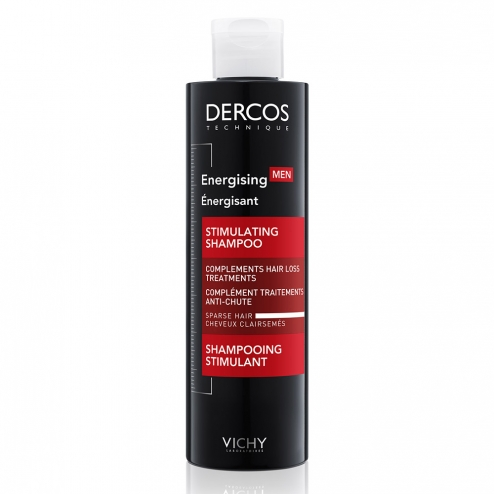 Vichy Dercos Men Energizing Shampoo with Aminexil-200ml