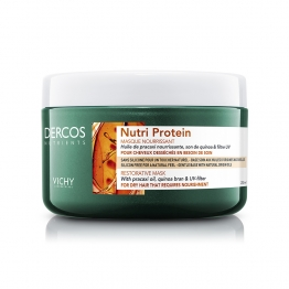 Vichy Dercos Nutrients Nutri Protein Nourishing Mask-250ml