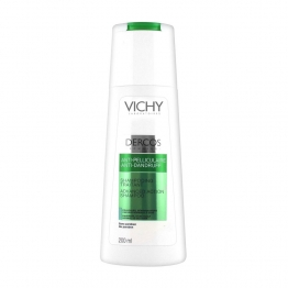 Vichy Dercos Anti-Dandruff Shampoo-Normal to Oily Hair-200ml