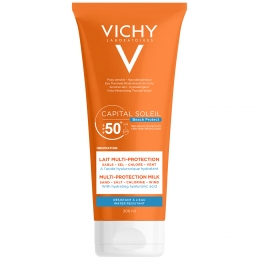 Vichy Capital Soleil Beach Protect Multi Protection SPF 50 -200ml