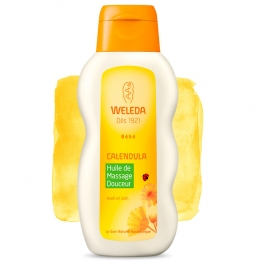 Weleda Baby Massage Oil with Calendula-200ml