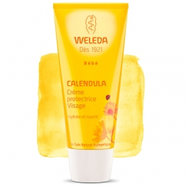 Weleda Baby Protective Face Cream with Calendula -50ml