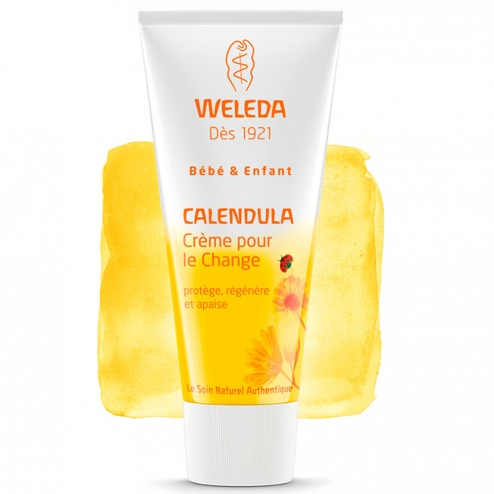 Weleda Baby Change Cream with Calendula-75ml