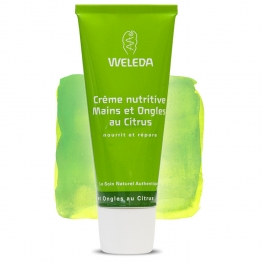 Weleda Citrus Nutritive Hand Cream-50ml