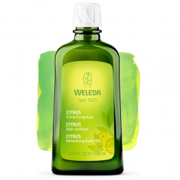 Weleda Invigorating Bath wtih Citrus-200ml