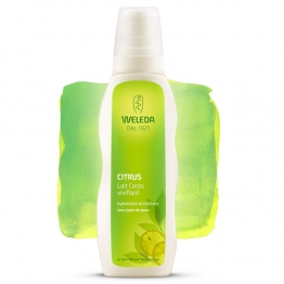 Weleda Citrus Invigorating Body Milk-200ml