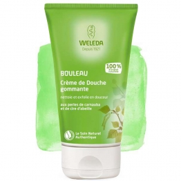Weleda Birch Shower Cream Scrub-150ml