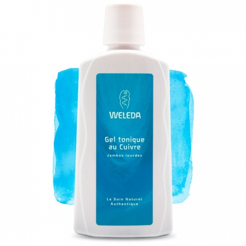 Weleda Gel Tonic with Copper-200ml