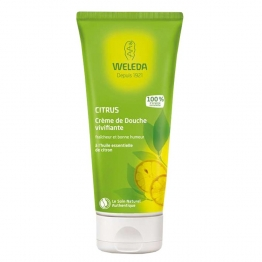 Weleda Citrus Shower Cream- 200ml