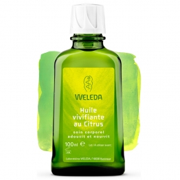 Weleda Invigorating Citrus Oil-100ml