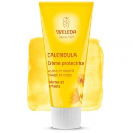 Weleda Baby Protective Face Cream with Calendula -75ml