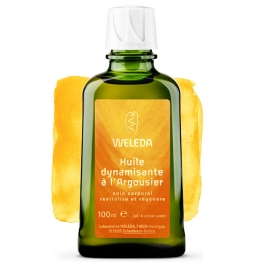 Weleda Dynamizing Oil with Argousier (Buckthorn) -100ml