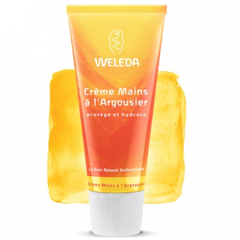 Weleda Hand Cream with Argousier (Buckthorn)-50ml