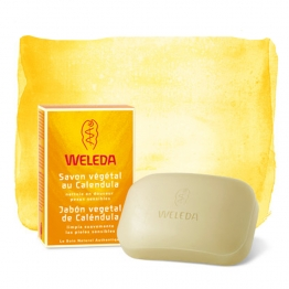 Weleda Calendula Vegetal Soap-100grams